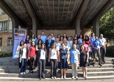 «Գիտության արդի մոտեցումներ. գիտաչափություն» 2-րդ միջազգային ամառային դպրոց