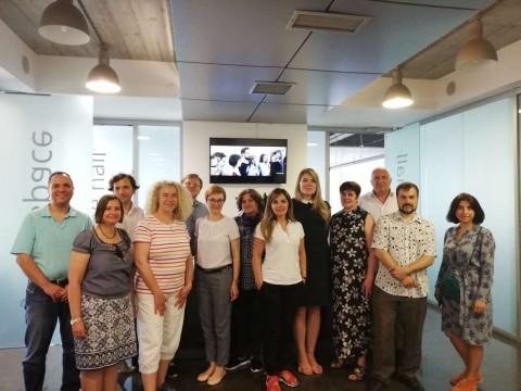 Բաց գիտությունը OpenAIRE աշխատաժողովի շրջանակներում